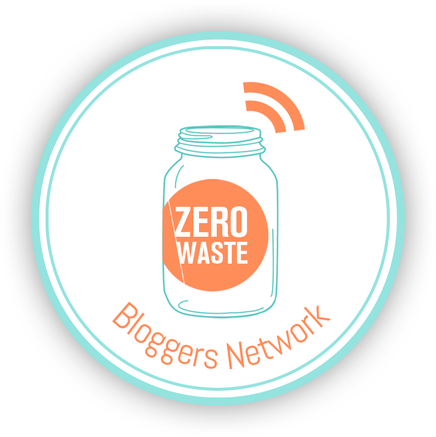 Membro do Zero Waste Bloggers Network