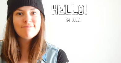 Julie from Le blog de Jule