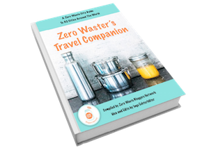 Zero Waster's Travel Companion (mobi for kindle)